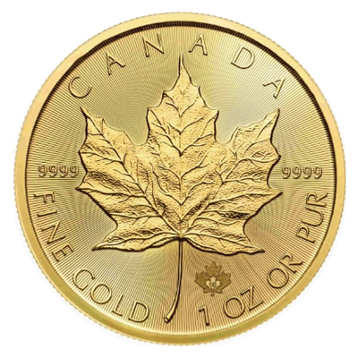 Moneta d'oro Maple Leaf - Kanada